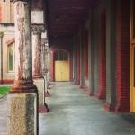 Abbortsford Convent columns