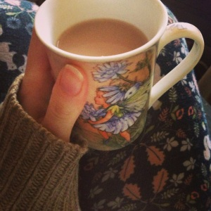 Tea and pyjamas
